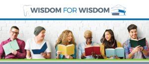 Wisdom for Wisdom Banner